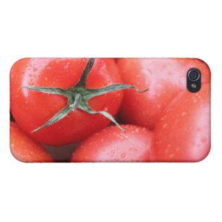 tomato iPhone 4 cover