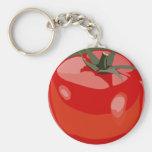 tomato llavero redondo tipo pin