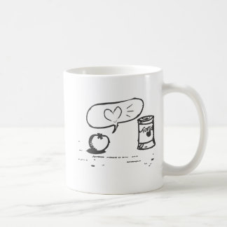 tomato love coffee mug
