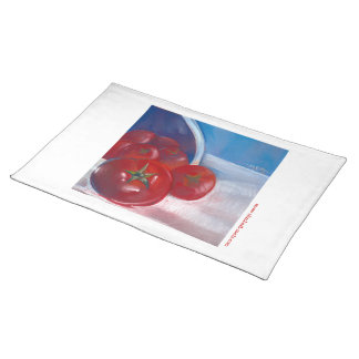 Tomato Placement Placemat