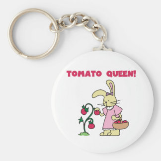 Tomato Queen Key Chains