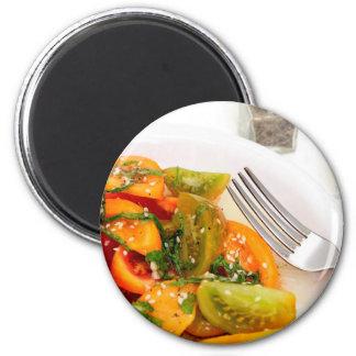 Tomato Salad Magnet