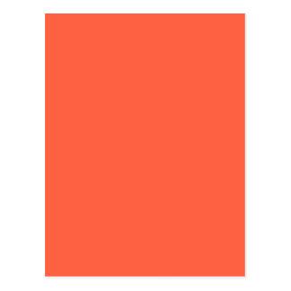 Salmon orange color