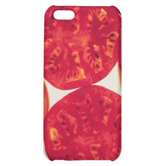 Tomato Slices iPhone 5C Cases