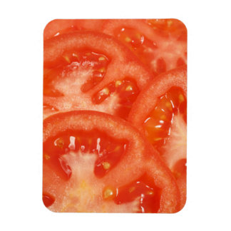 Tomato slices magnet
