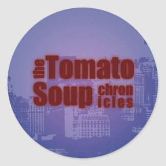 Tomato Soup Chronicles Sticker