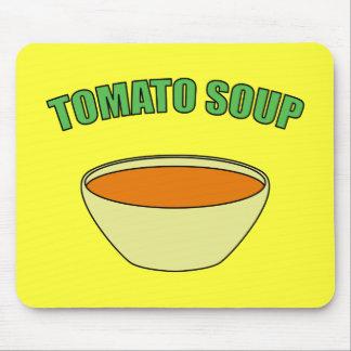 Tomato Soup Mouse Pad