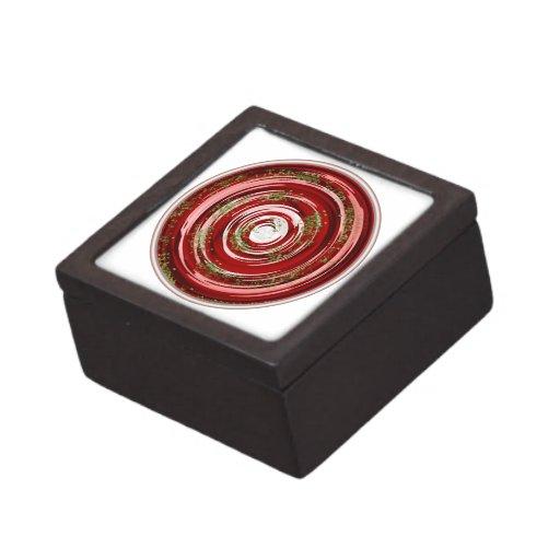 Tomato Soup Premium Jewelry Box