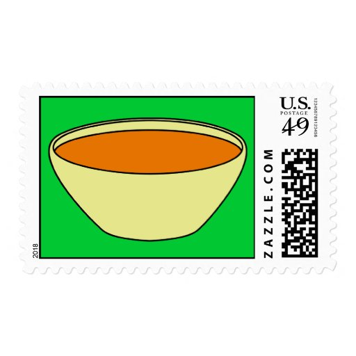 Tomato Soup Stamp