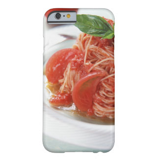 Tomato Spaghetti Barely There iPhone 6 Case