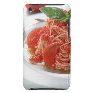 Tomato Spaghetti Barely There iPod Case