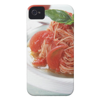 Tomato Spaghetti Case-Mate iPhone 4 Case