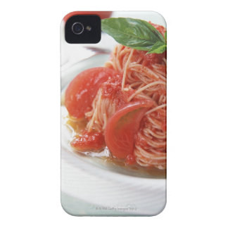 Tomato Spaghetti iPhone 4 Case