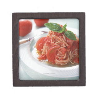 Tomato Spaghetti Jewelry Box