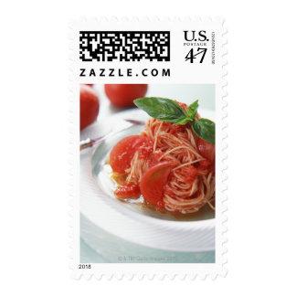 Tomato Spaghetti Postage