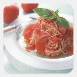 Tomato Spaghetti Sticker