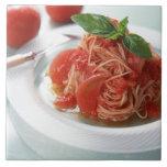 Tomato Spaghetti Tiles