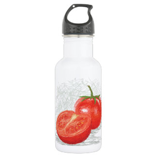 tomato stainless steel water bottle