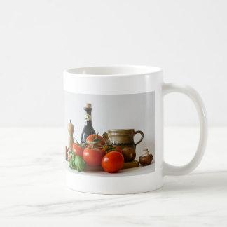 Tomato Still Life Coffee Mug