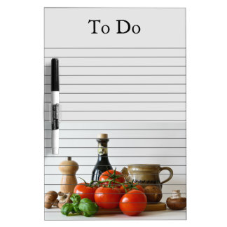 Tomato Still Life Dry Erase Board