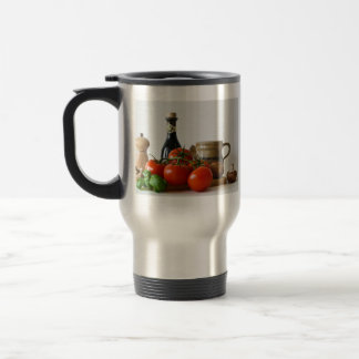 Tomato Still Life Travel Mug