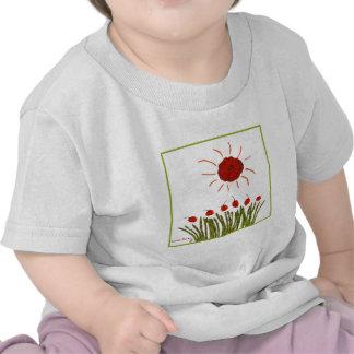 Tomato Sunshine T-shirts
