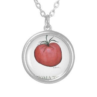 tomato, tony fernandes necklace