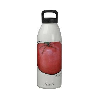 tomato, tony fernandes water bottle