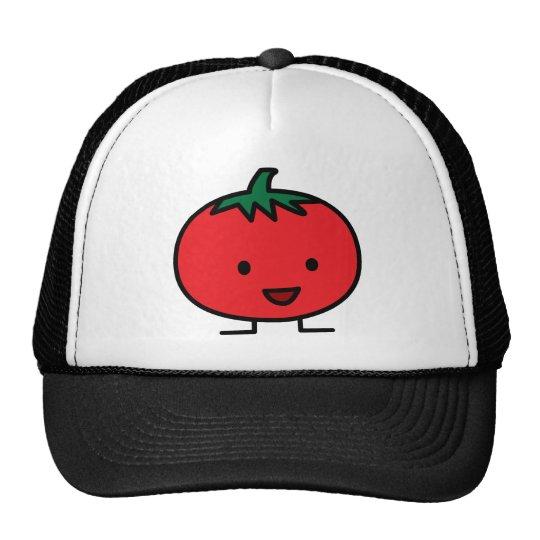 tomato trucker hat