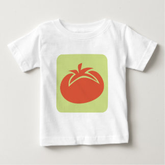 Tomato Vegetable Icon Baby T-Shirt