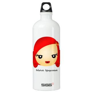 Tomatoes Aluminum Water Bottle