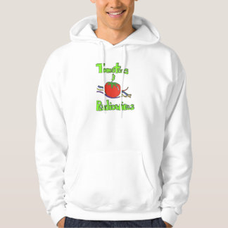 tomatoes and radiowires hoodie