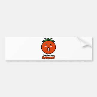 Tomatoes are Awesome Bumper Sticker