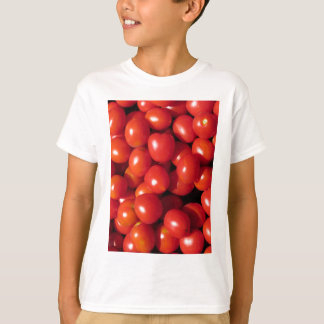 Tomatoes background T-Shirt