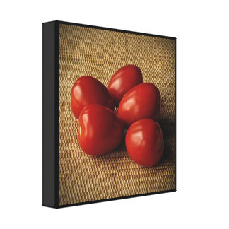 Tomatoes Gallery Wrapped Canvas