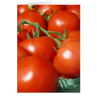 Tomatoes Cards