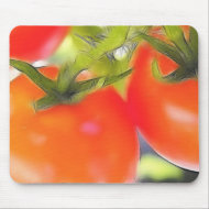 Tomatoes Close Up mousepad