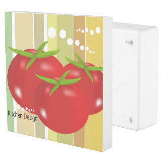 Tomatoes Creative Pattern Outlet Cover