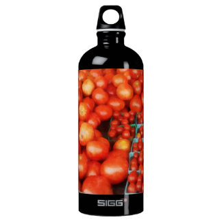 Tomatoes For Sale Aluminum Water Bottle