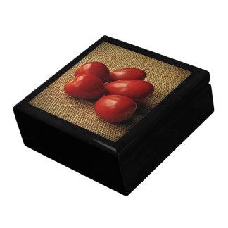 Tomatoes Trinket Box