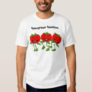 tomatoes, Homegrown Tomatoes T Shirt