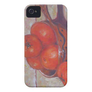 Tomatoes in a Dish iPhone 4 Case
