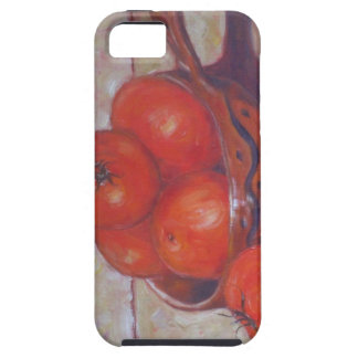 Tomatoes in a Dish iPhone 5 Case