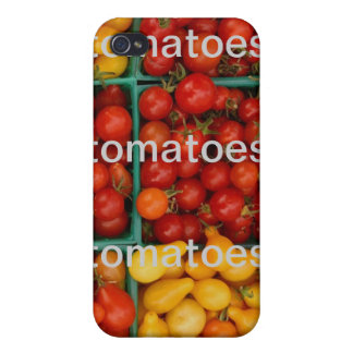 TOMATOES iPhone 4 CASES