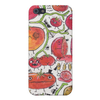 Tomatoes! Case For iPhone 5