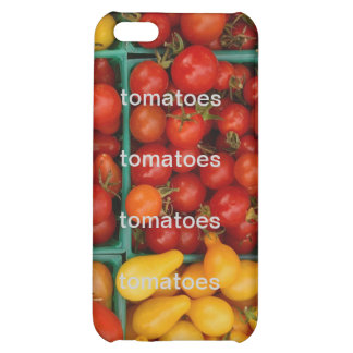 TOMATOES COVER FOR iPhone 5C