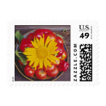 Tomatoes, Red Pepper, Sunflower - Mixed Vegetables Postage