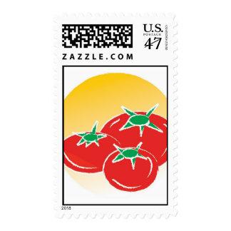 tomatoes stamp
