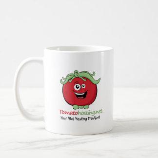 Tomatohosting.net Classic White Mug