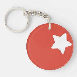 TomatoStar Keychain